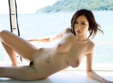 Sexy asian model Julia.