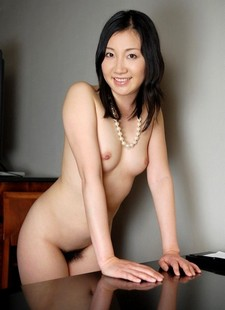 Asian milf hairy bush