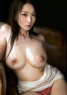 Hot asian babe with big tits.