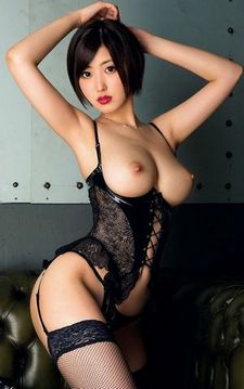 Sexy assian model.