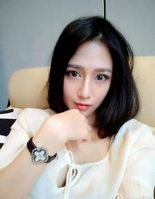 Only a mini photo update on Chinese babe Yu Da Xiao Jie here.