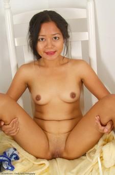 Cute Mature Asian Adelle.