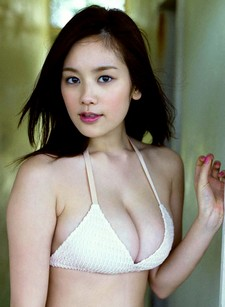 The second part of adorable Japanese gravure idol Miwako Kakei's recent Weekly Playboy..