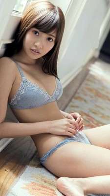 The next part of lovely photo shoots from adorable Japanese girl Sano Hinako. There are..
